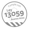 Cumple con Ley 13059 Buenos Aires