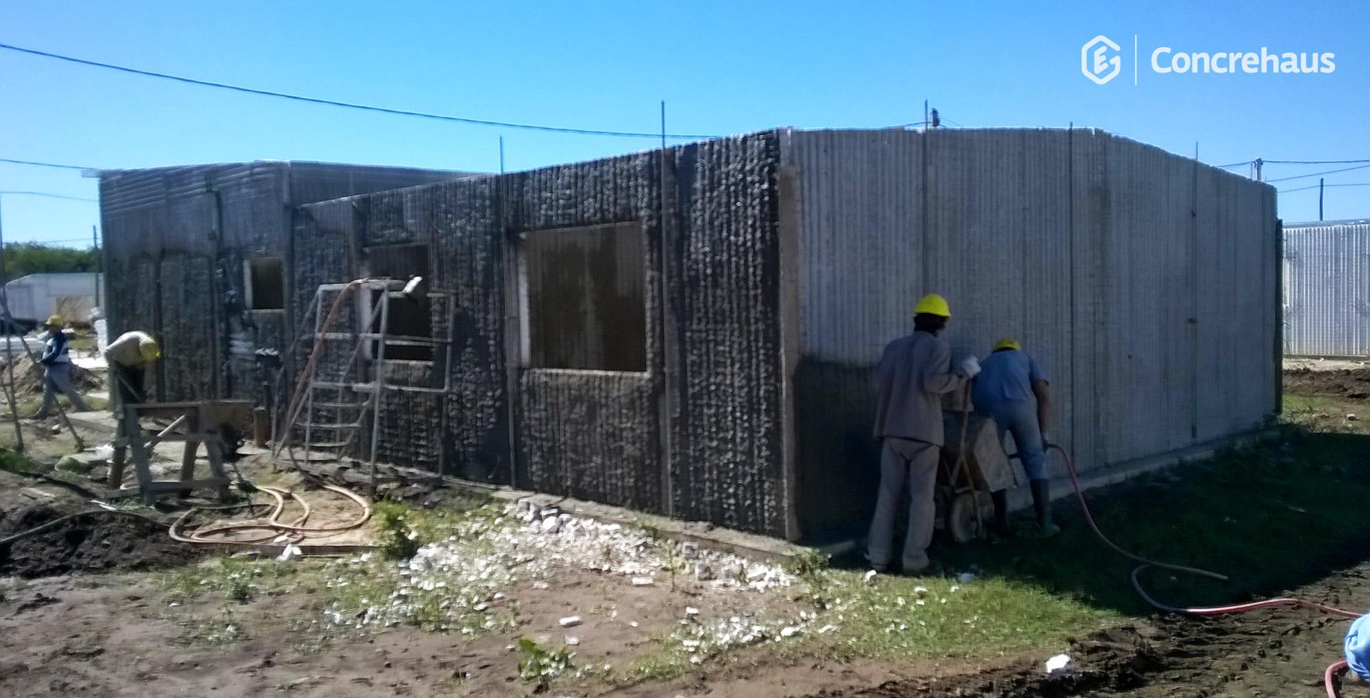 Empresa constructora: DYCASA. Barrio Polledo, Rosario – Santa Fe