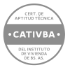 Cert. de Aptitud Técnica del Instituto de Vivienda de Bs. As.