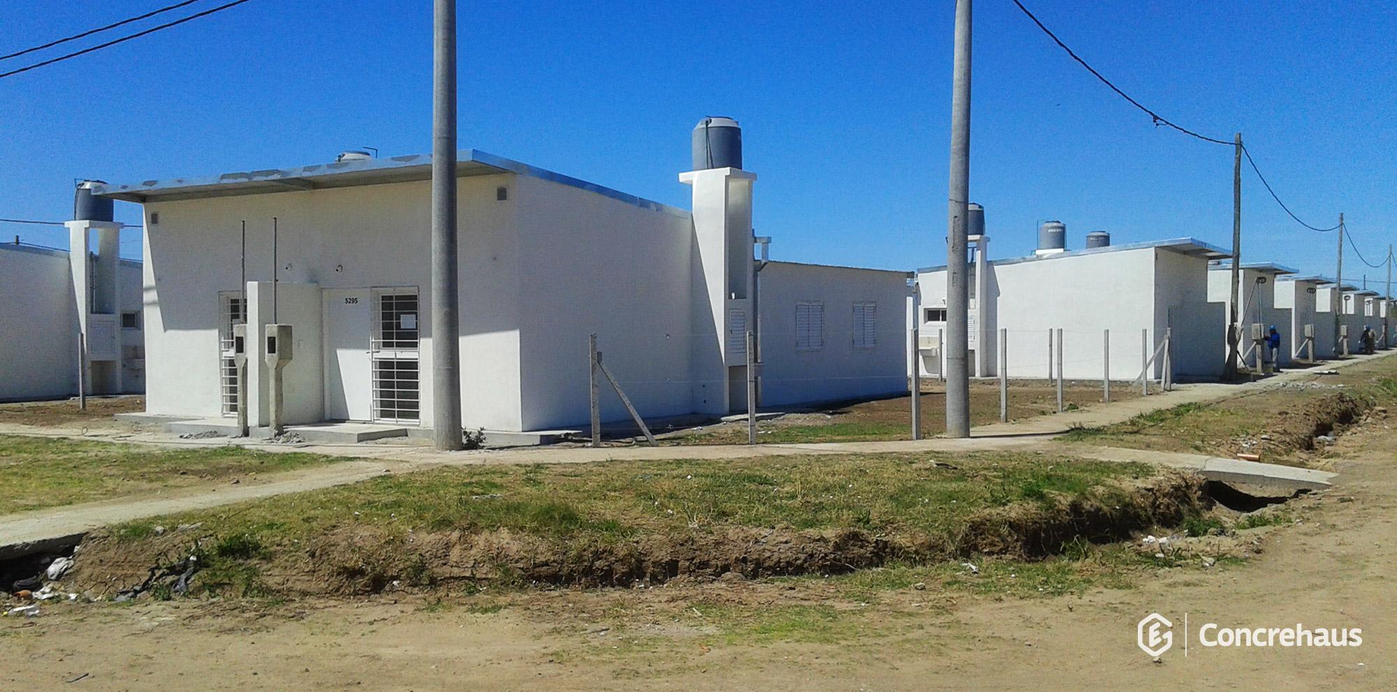 Empresa constructora DYCASA. Barrio Avellaneda Oeste, Rosario - Santa Fe